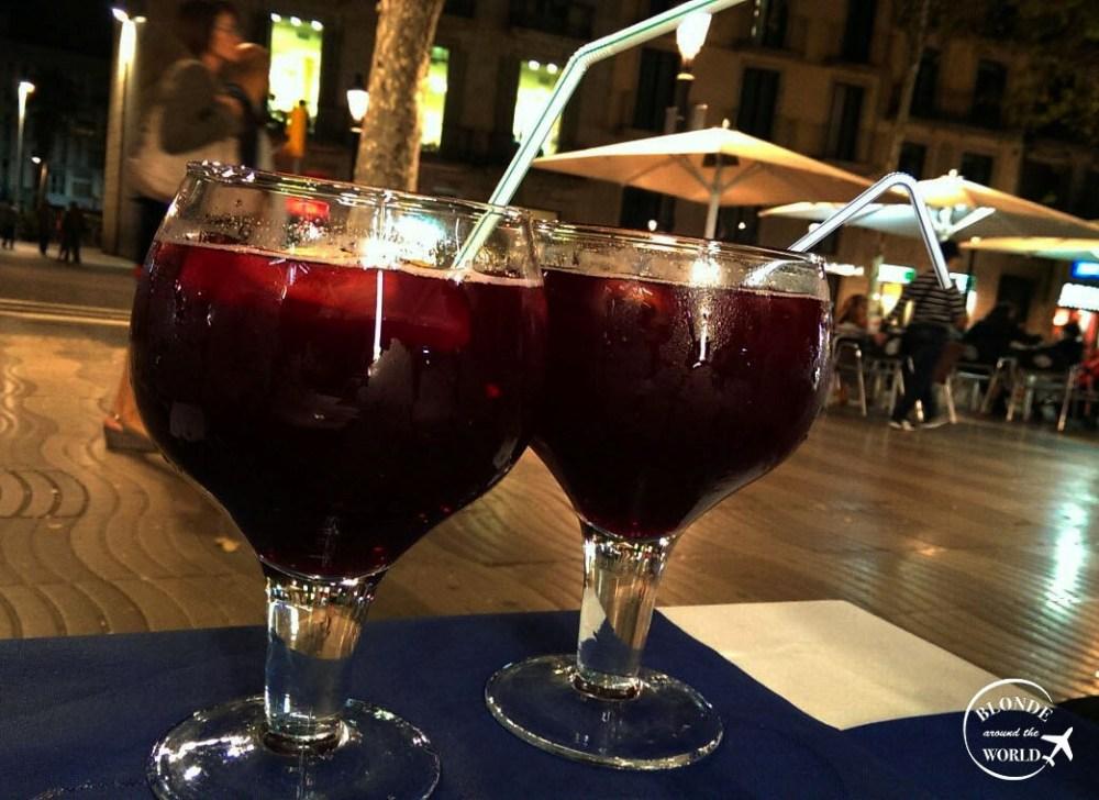 barcelona-sangria