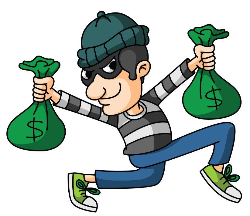 money-theft-animation