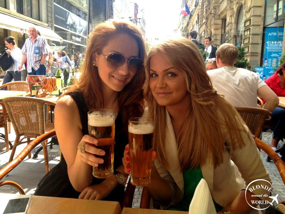 Prague ladies