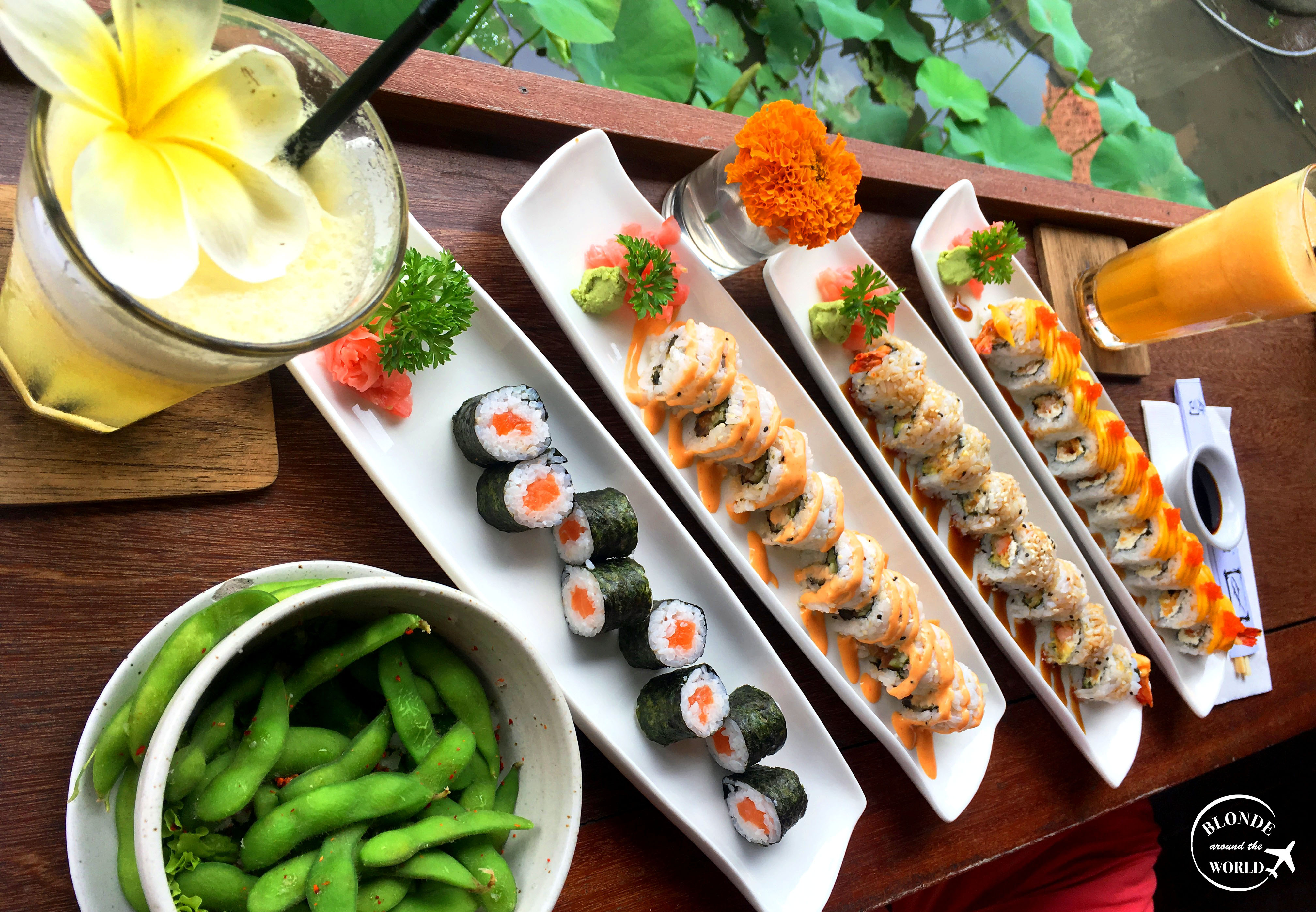 My Top 5 Best Sushi Places In The World Blonde Around The